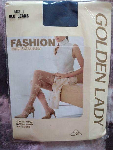 Meia calça Golden Lady