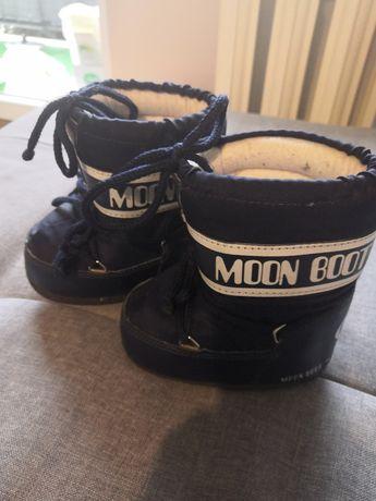 Śniegowce Moon Boot rozmiar 19 - 22