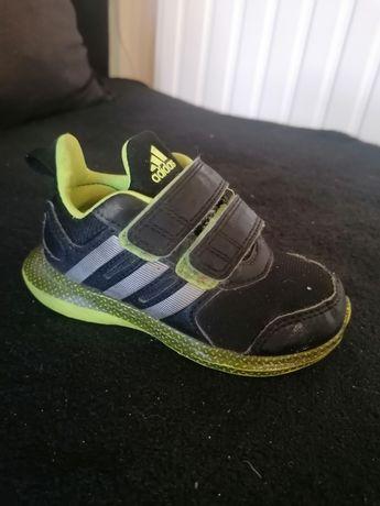 Buciki dziecięce adidas w Bardzo dobrym stanie