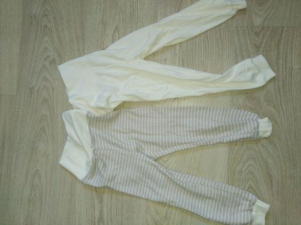 Spodnie dwu pak nowe roz 86-92