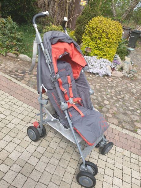 Sprzedam wózek Maclaren Techno XT Charcoal / Marmalade