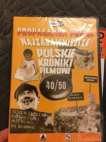 Najzabawniejsze kroniki filmowe 40/50