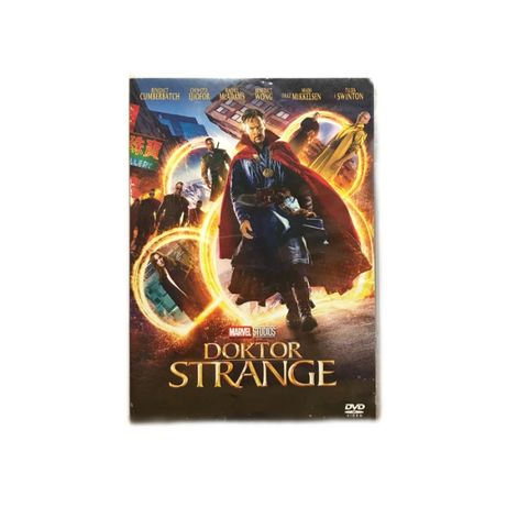 Doktor Strange (DVD) Wysyłka 24h