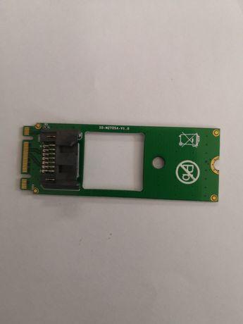 Adapter SATA Socked IO Crest SI-ADA40114 M.2 NGFF