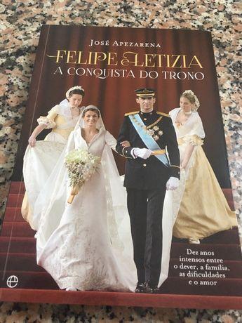 Felipe e Letízia