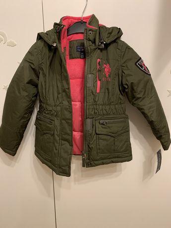 Куртка детская U.S. Polo Assn. НОВАЯ!