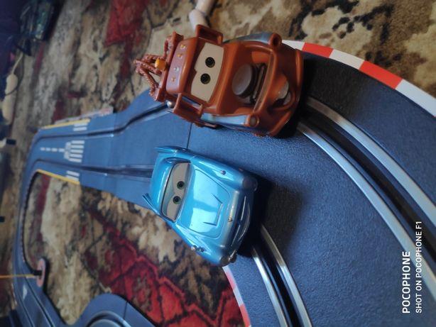 Трек тачки от сети + видео работы(игрушка, машинка,дорога,cars,track)