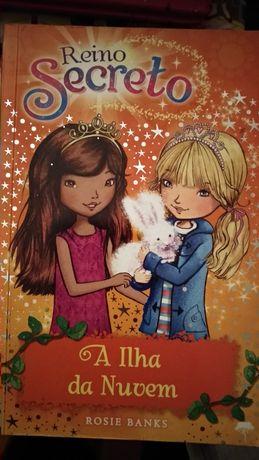 Vários livros para meninas