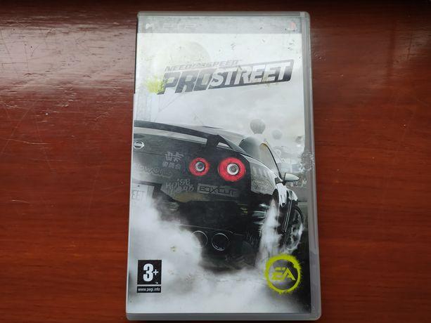 Need for speed Prostreet Pro Street PSP