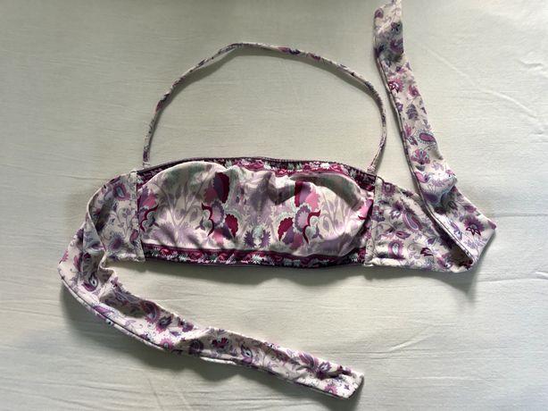 Bikini, strój kąpielowy Victoria's secret, xs/s fioletowy, boho bandea