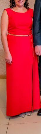 Sukienka Czerwona XL Loudress