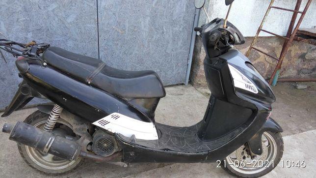 Продаю скутер в рабочем состоянии.