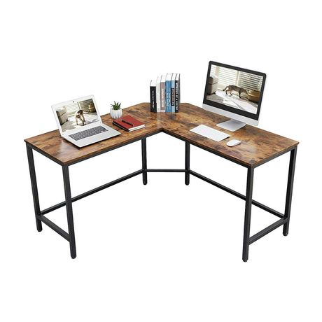 Biurko narożne industrialne, rustykalne, loft. Duże biurko.