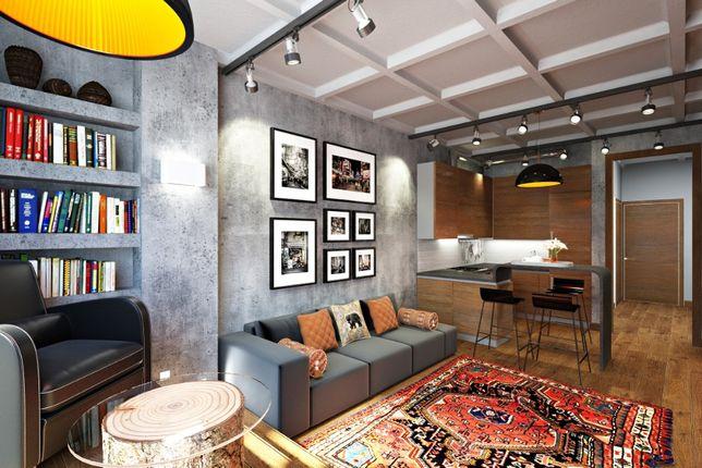 Продам 1 комнатную квартиру в Manufactura HOME, 23 м2, центр Харькова
