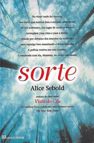 Sorte _Alice Sebold_Casa das Letras