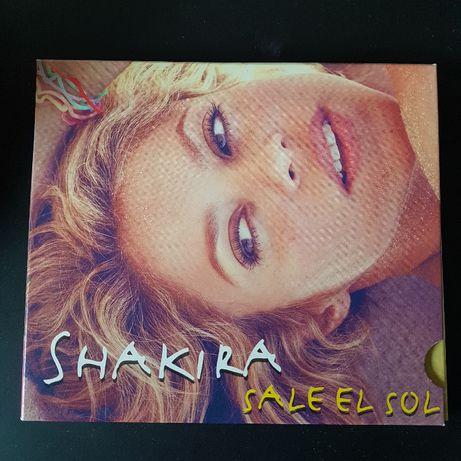 Album Płyta CD Shakira Sale El Sol