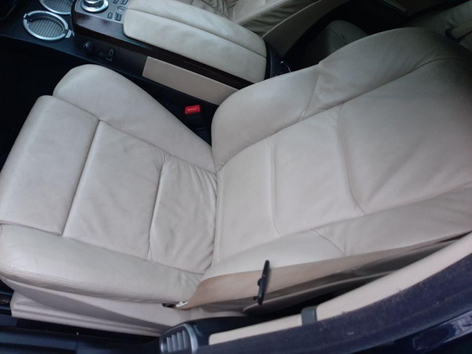 Fotele,srodek bmw e65 sport,komplet Międzyrzec Podlaski - image 1