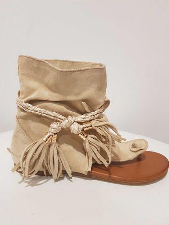 Buty sandały roz.37 NOWE !!!