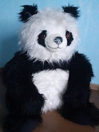 Игрушка мягкая мишка панда Fancy 70см