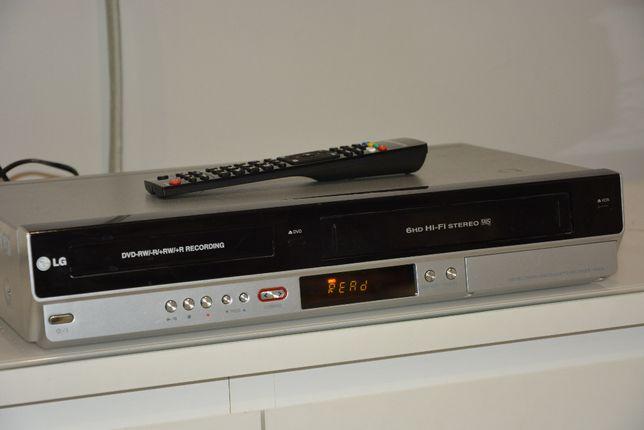 Nagrywarka DVD VCR LG RC278