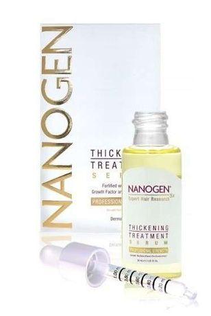 Nanogen serum włosy, wypadanie, odrost, łysienie