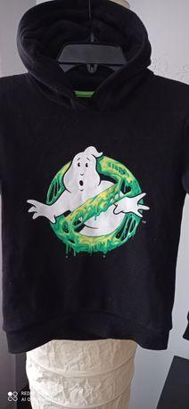 Bluza z nadrukiem Ghostbusters. Reserved.