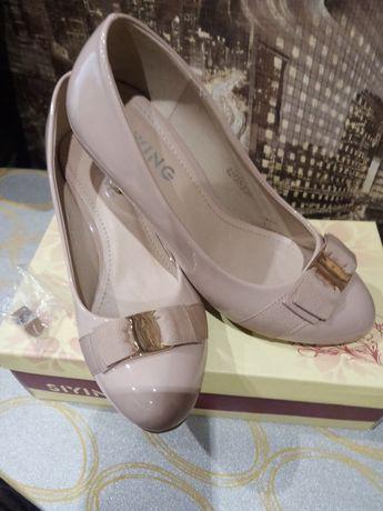 Туфли классика.39 размер