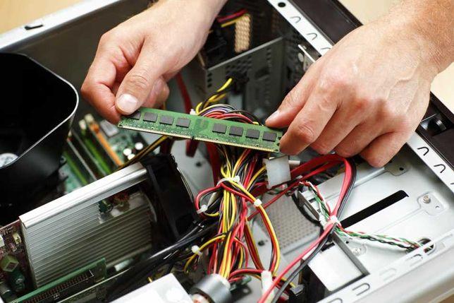 Técnico Informática, Reparação, Montagem e Atualização de Computadores