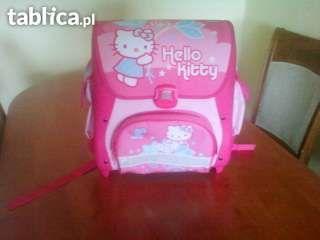 Sprzedam nowy tornister Hello Kitty