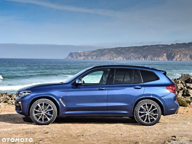 BMW X3 BMW X3 xDrive 20d M Sport Wynajem Długoterminowy