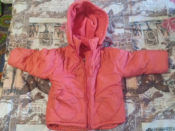 Комбез + куртка комплект на зиму для девочки