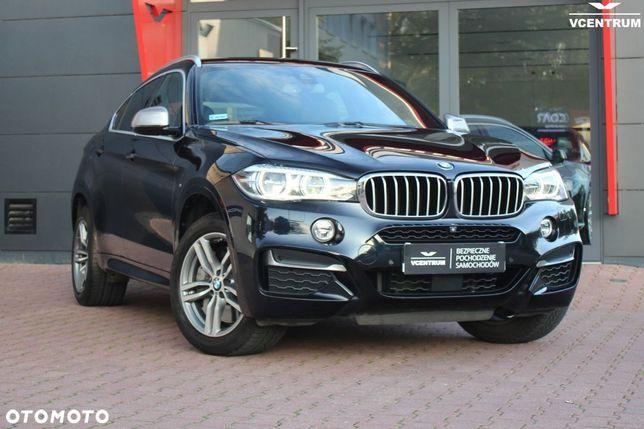 BMW X6 M BMW X6 M50d