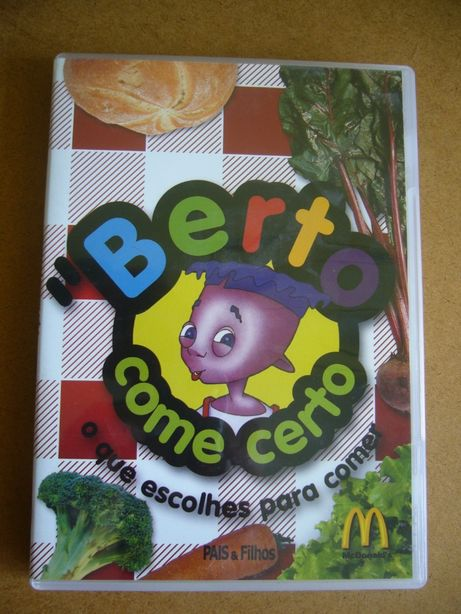 DVD Berto come certo