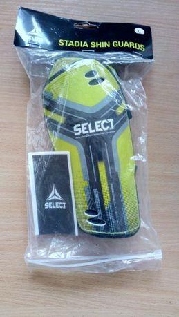 Select ochraniacze protektory piszczele piłka nożna football nowe