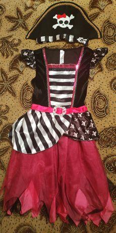 Платье пиратское
