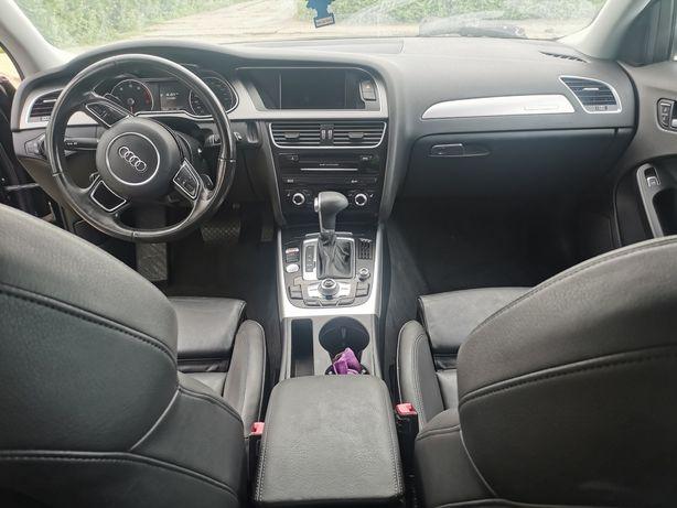 Audi A4 B8 S line / Lift / Sport fotel / Czarna