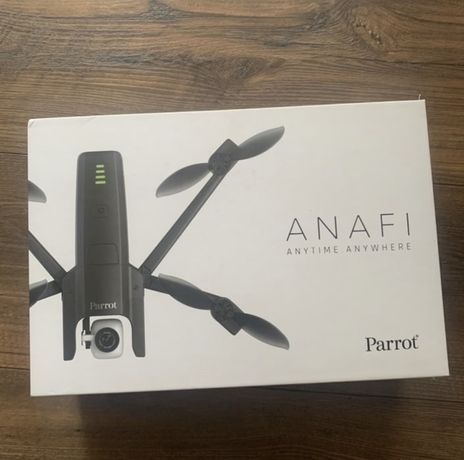 Квадрокоптер parrot anafi anytime anywhere Новый