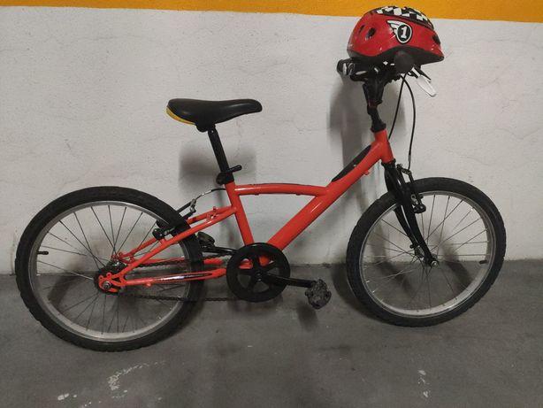 Bicicleta criança da Decathlon Btwin dos  6 - 9 Anos