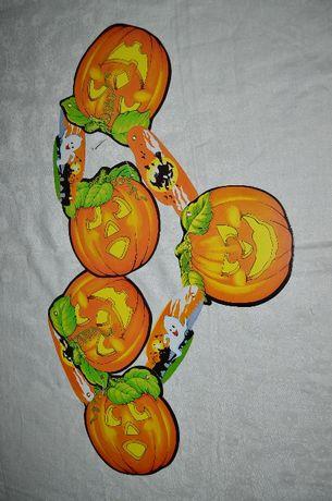 Тыква интерьер на Halloween Хэллоуин складные карнавал маскарад сцена