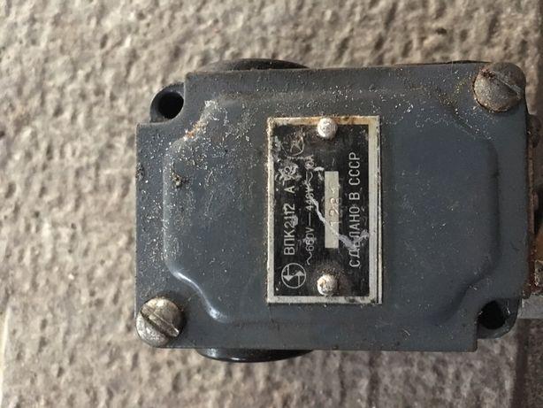 Концевой переключатель ВПК 2112