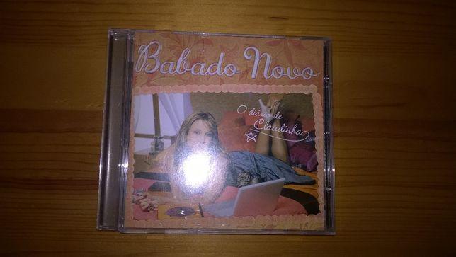 CD - Babado Novo - O Diário de Claudinha