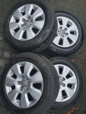 Felgi aluminiowe oryginalne Audi 4 GO 16 cali C7 S-LINEA4 4 sztuki