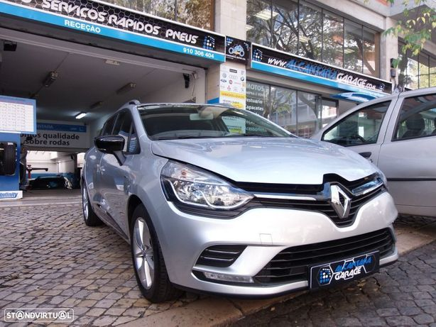 Renault Clio Sport Tourer