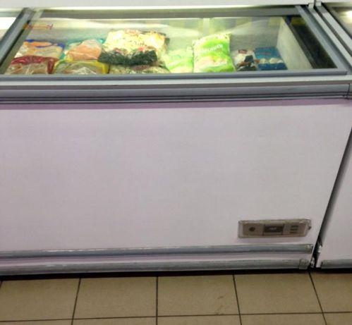 Морозильная камера, морозильный ларь 1000л, 829л, 680л AHT(Austria)
