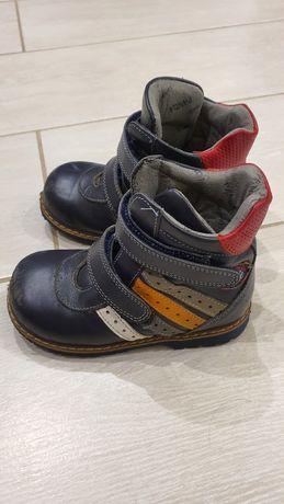 Детские ортопедические ботинки Panda