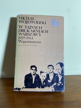 W tajnych drukarniach Warszawy