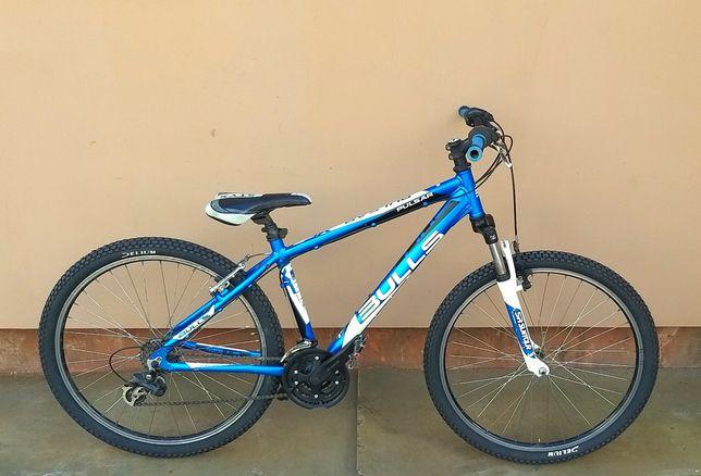 Велосипед BULLS, 26 колеса, алюмінієвий.
