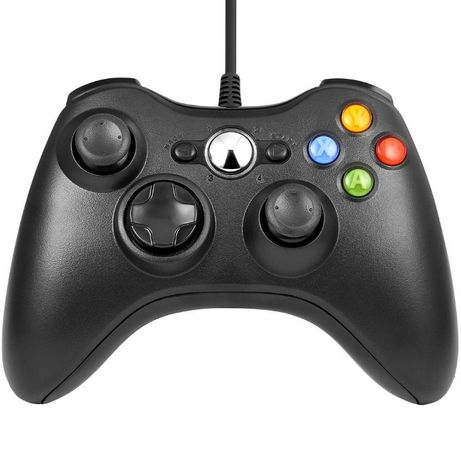 Comando Novo USB Xbox 360 e PC (Microsoft Windows, Mac) - Plug&Play