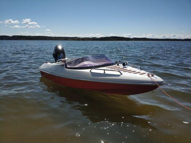 Mini motorówka, łódka, ścigacz, skuter wodny