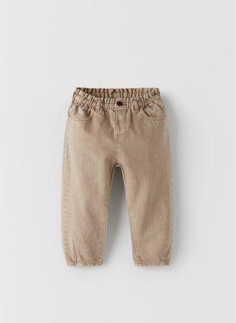 Теплые штаны Зара